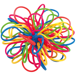 Sure Katchball - Der farbenfrohe Schlaufenball