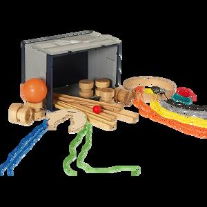Pedalo Teamspiele-Box