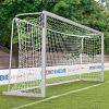 Sport-Thieme® Youth Football Goal, 5x2m, Square Tubing, Portable