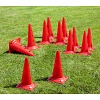 Set of Marking Cones with Holes, 50 cm high