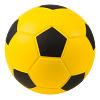 1 x Sport-Thieme® PU-Fußball, Schwarz/ Gelb