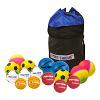 Sport-Thieme® Pausen-Set 1 Bälle im Ballsack