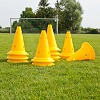Set of Marking Cones, 30-cm-tall cones, yellow