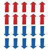 Sport-Thieme® Bodenmarkierungs-Set: Pfeile