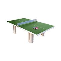 Sport-Thieme® Polymerbeton-Tischtennisplatte