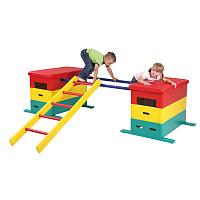 Mini-Sprungkasten-Set