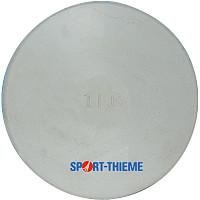 Sport-Thieme® Übungs-Diskus aus Gummi