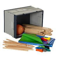 Pedalo® Teamspiel-Box
