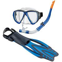Sport-Thieme Masken-Schnorchel-Set für Erwachsene