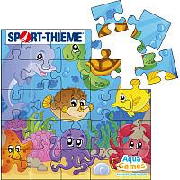 Aqua Game Puzzle