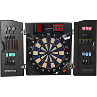Kings Dart Elektronisches Dart-Kabinett