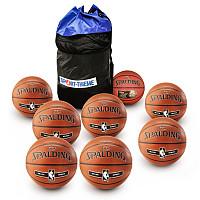 Spalding Basketball-Set