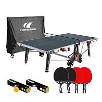 cornilleau® Tischtennisplatte  Premium-Set