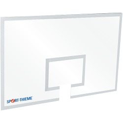 Basketball-Board aus Sicherheitsglas