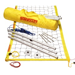 SunVolley® Beach-Volleyball-Anlage