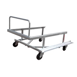 Polanik® Hurdle Trolley for Training Hurdles