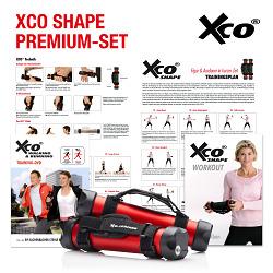 XCO ALU Premium Set inkl. 2 Trainingsprogrammen auf DVD