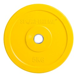 Sport-Thieme® Bumper Plate, bunt