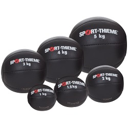 "Sport-Thieme® ""Black"" Medicine Ball Set"