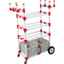 Sport-Thieme® Aufbewahrungswagen aus Kunststoff