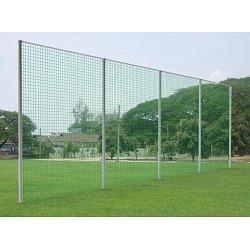 Standpfosten für Ballfanganlage