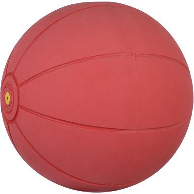 WV Medizinball, 1,5 kg, ø 22 cm, Rot