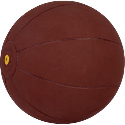 WV Medizinball, 2 kg, ø 27 cm, Braun