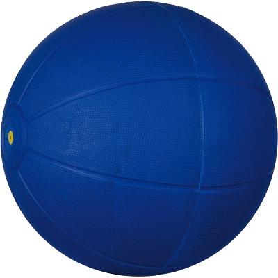 WV Medizinball, 3 kg, ø 27 cm, Blau