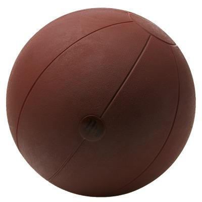 Togu Medizinball aus Ruton, 1,5 kg, ø 28 cm, Braun