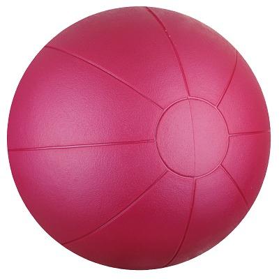 Togu Medizinball aus Ruton, 5 kg, ø 34 cm, Rot