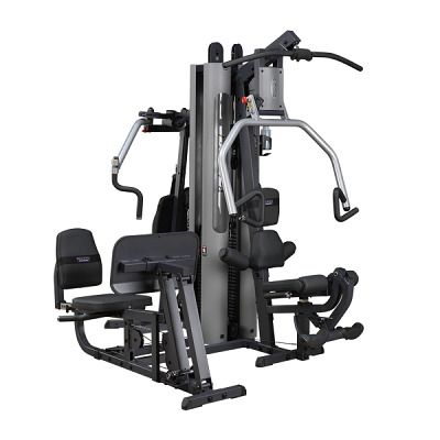 Body-Solid Ganzkörpertrainer ´´G-9S´´ inkl. Beinpresse