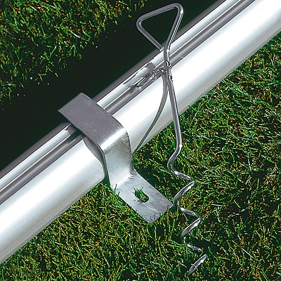 Sicherheits-Verankerungs-System für Mini-Trainingstore auf Rasenplätzen