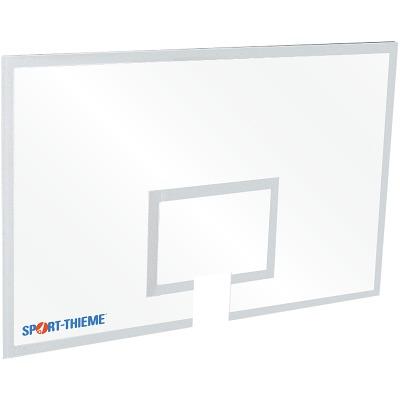 Basketball-Board aus Sicherheitsglas, 180x105 cm, 12 mm