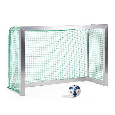 Sport-Thieme Mini-Fußballtor, vollverschweißt, Inkl. Netz, grün (MW 4,5 cm), 1,80x1,20 m, Tortiefe 0,70 m