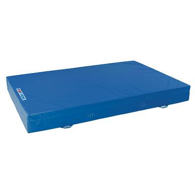 Sport-Thieme Weichbodenmatte Typ 7, 400x300x60 cm, Blau