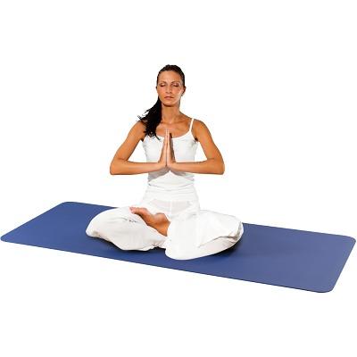 Sport-Thieme® Yoga-Matte Exklusiv´´, Blau ´´