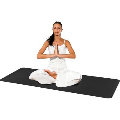 Sport-Thieme® Yoga-Matte Exklusiv´´, Schwarz´´