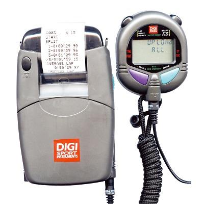 DIGI Thermodrucker-Set, Drucker mit Stoppuhr PC 111