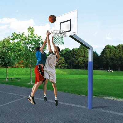 "Sport-Thieme® Basketballanlage ""Fair Play"""