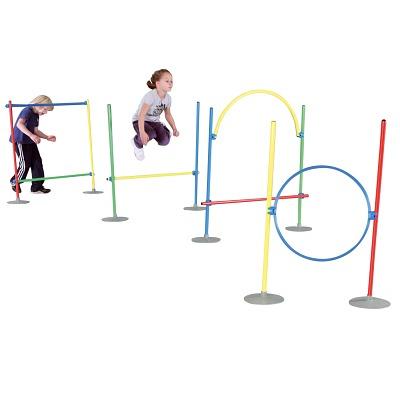 """Sport-Thieme Spiel-Parcours-System Set """"Basic"""""""