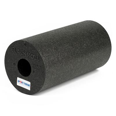 Blackroll Faszienrolle ´´Standard´´, Schwarz, 30 cm