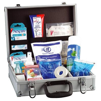 Sofort-Hilfe-Koffer