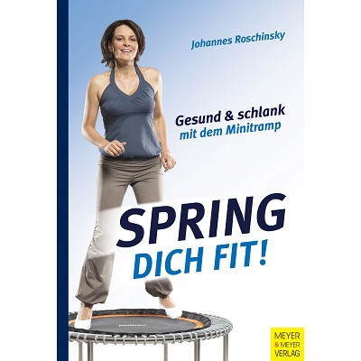Buch Spring dich fit´´´´