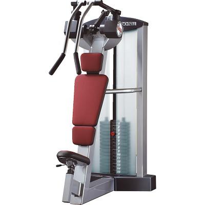 Schnell® Rhomboideus-Maschine 3D´´´´