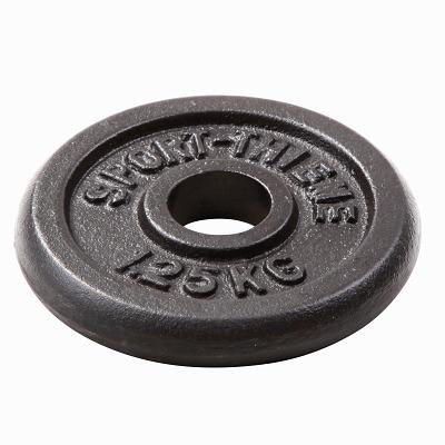 Sport-Thieme® Gusseisen-Hantelscheibe, 1,25 kg