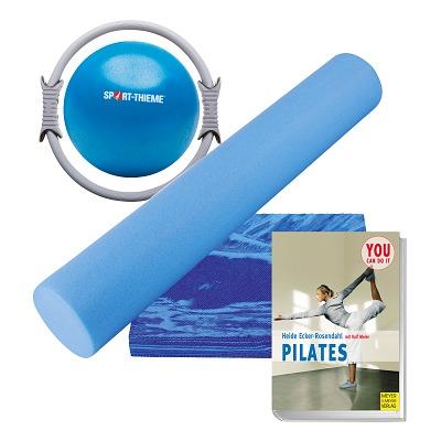 """Sport-Thieme® Pilates Set """"Premium"""" mit Buch"""