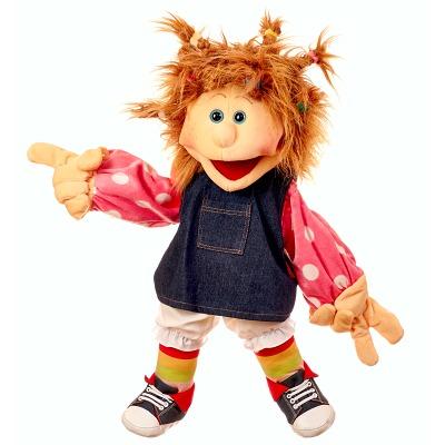 "Living Puppets Handpuppe ""Ilselotte Keksberg"""