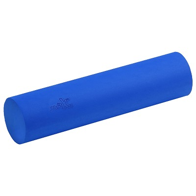 SoftX Faszienrolle, ø 5 cm, 15 cm, Blau
