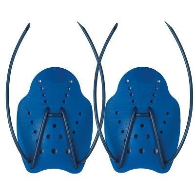 Beco Hand-Paddles, Größe M, 20x14 cm, Blau