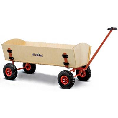 Eckla Bollerwagen, XXL-Trailer, 120x54x60 cm